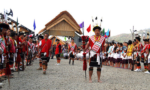 Angami-Nagas