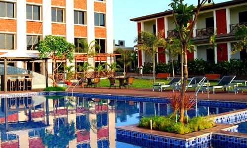 Courtyard The Resort, Ganpatipule