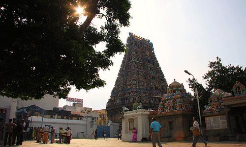 Kapaleeshwar Temple