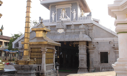 Shri Mahalasa Temple
