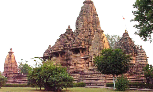 western group temples