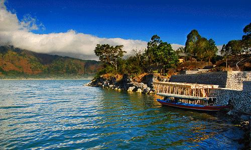 Lake Batur, Bali