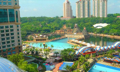 Sunway Lagoon, Malasiya