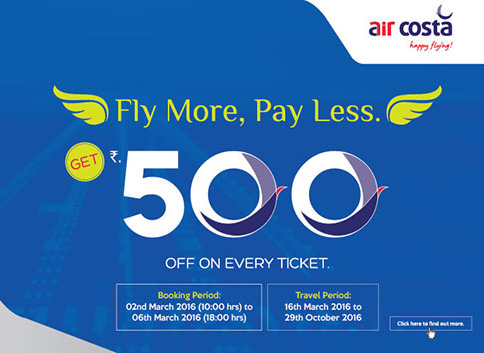 Air-Costa-Rs-500-Off