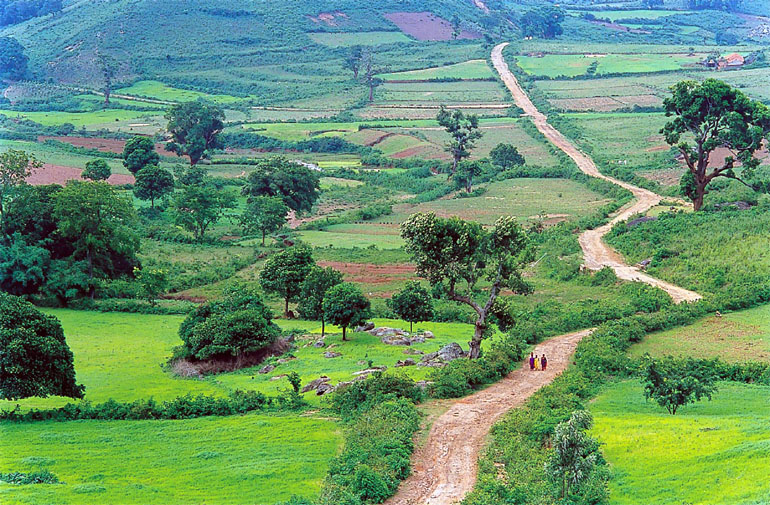 Vizag araku valley