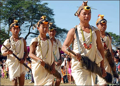 Arunachal Pradesh Tribal Culter