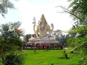 52ft high Shankar bhagwan statue
