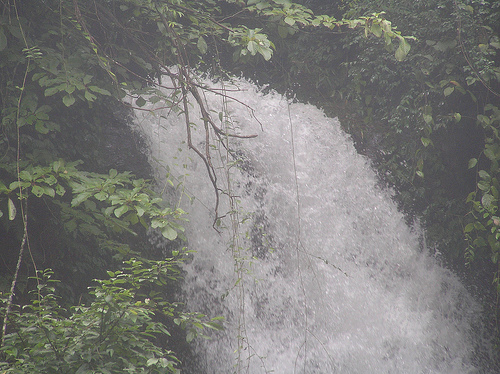 Imphal Water falls
