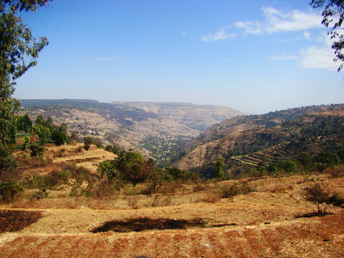 A Valley in Panchgani