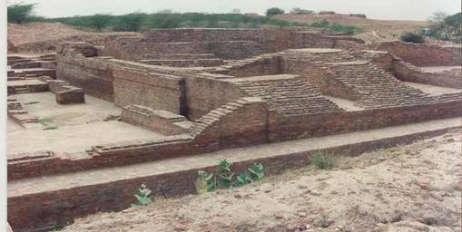 ANCIENT MOUND AGROHA
