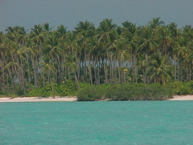 Agatti Island Beach