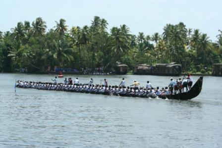 Alleppey Nehru Trophy Boat Race
