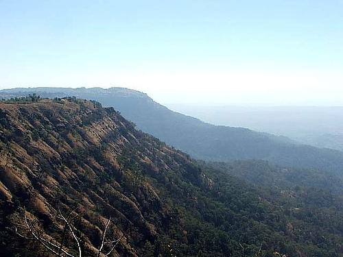Amazing view of Chikhaldara