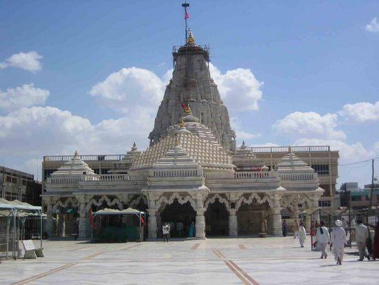 Ambaji Temple, Mount Abu