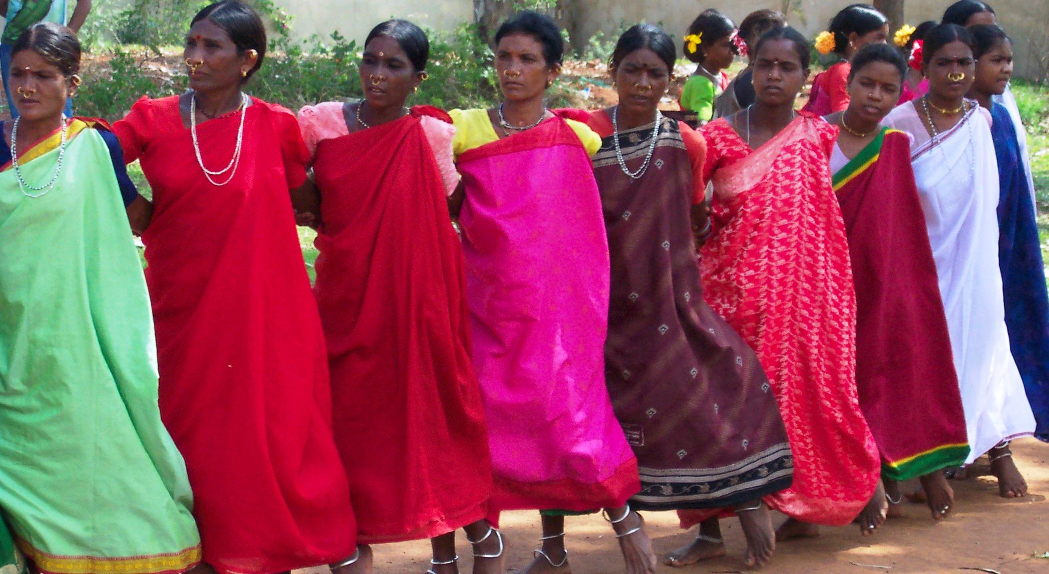 Araku Tribal Dancers