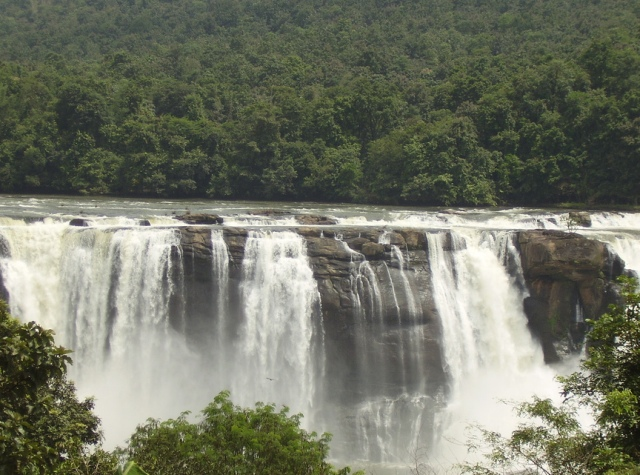 Athirappilly Falls, Vazhachal