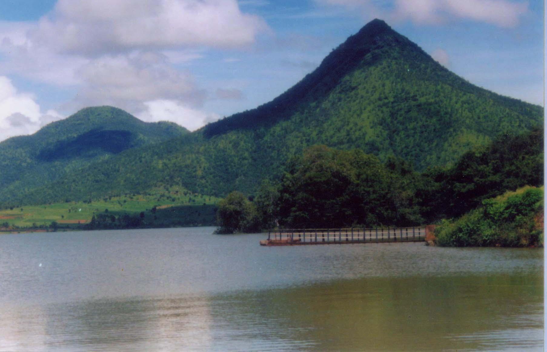 Ayyankere Lake