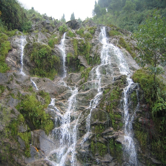 BANJHANKARI WATER FALL GANGTOK
