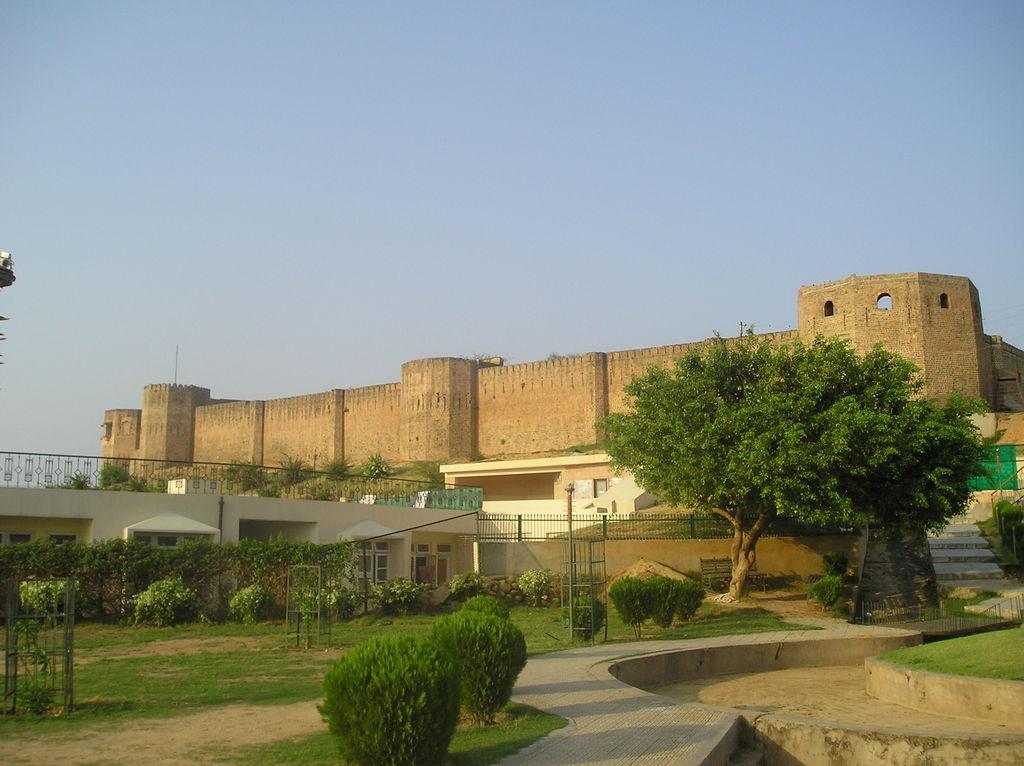 Bahu Fort Jammu