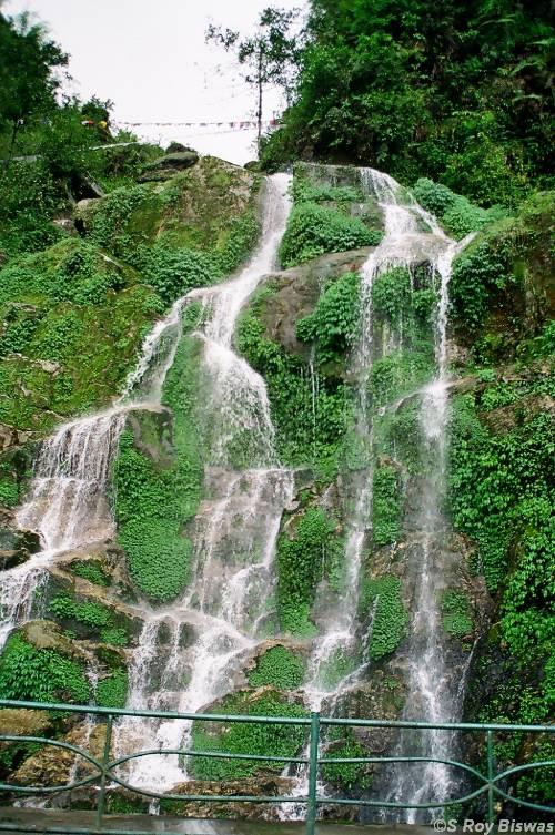 Bakthang water falls