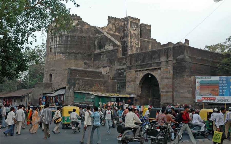 Bbhadra fort