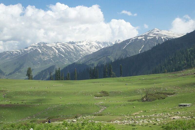 Beauty of Gulmarg