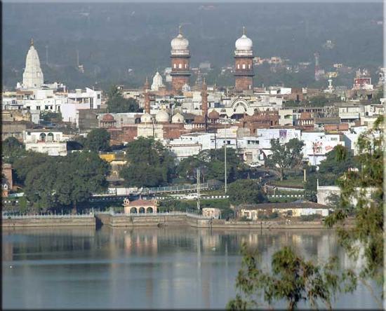 Bhopal City