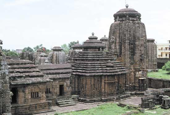 Bhubaneswar lingaraj temple