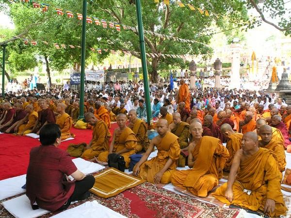 Bhudhhist Monk