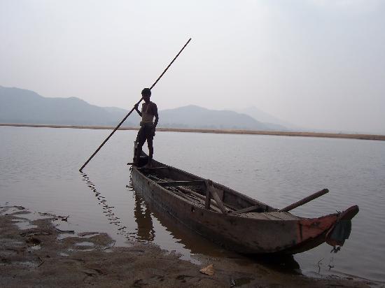 Boating Near Bhatarika