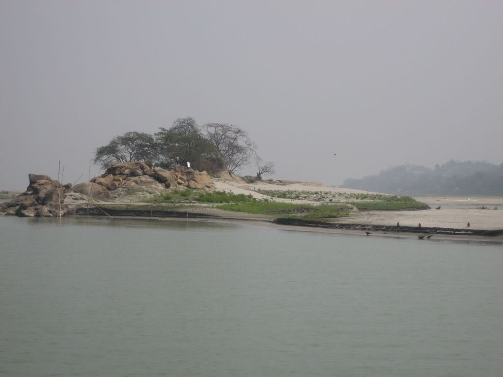 Brahmpurtra River