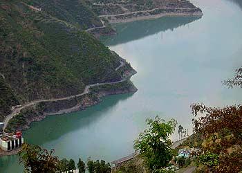 Chamera lake chamba