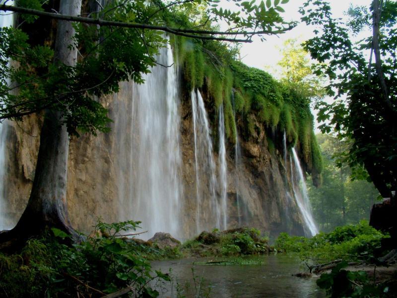 Cherapunji Water Falls