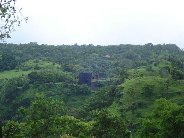 Chikhaldara Mountain