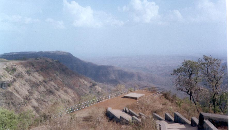 Chikhaldara Point
