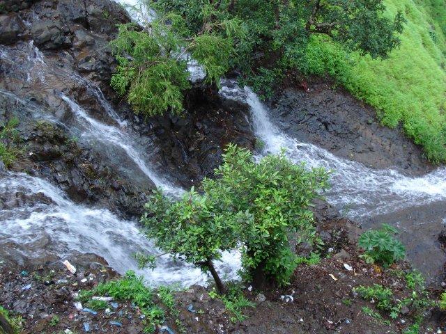 Chikhaldara waterfal