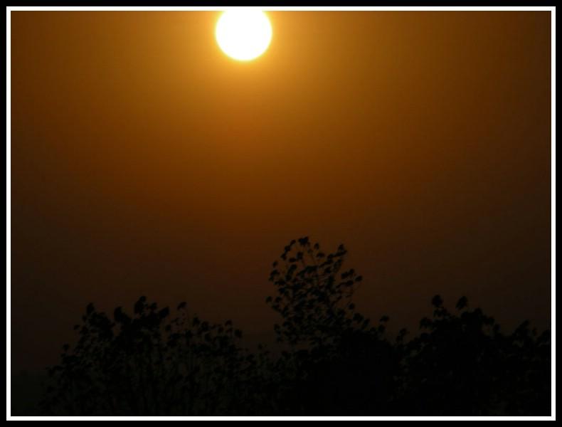 Chiplun Sunset