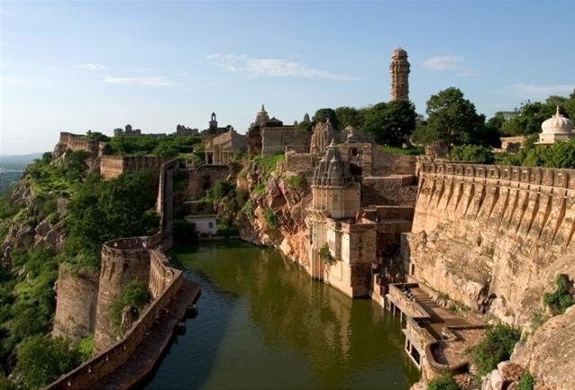 Chittorgarh Fort Udaipur