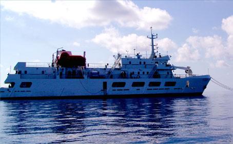 Cruise Tour on Agatti
