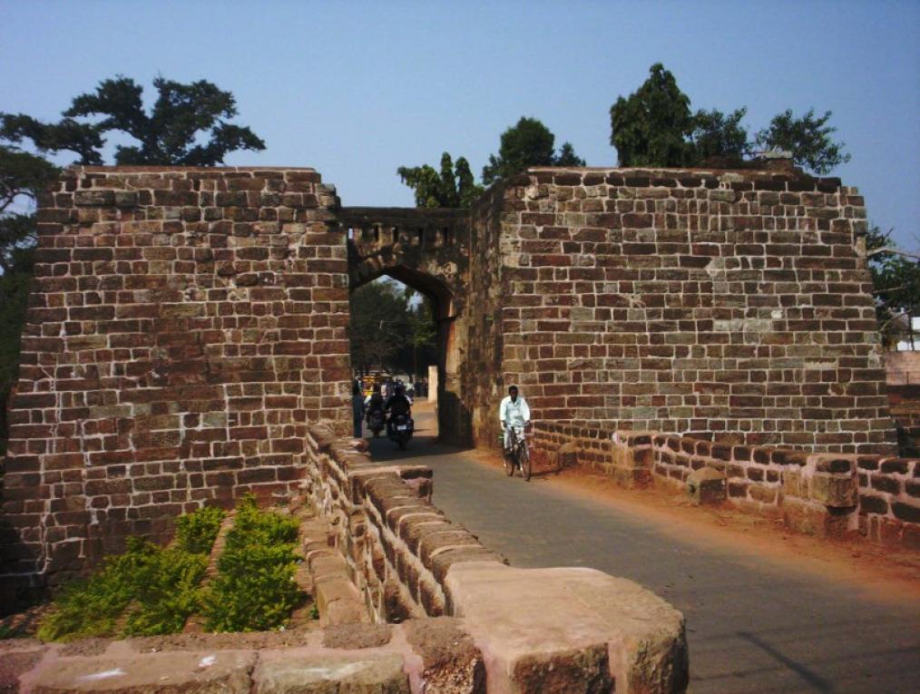 Cuttak Fort