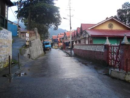 Dalhousie town