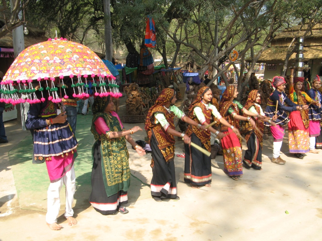 Dandiya Culture of Gujarat