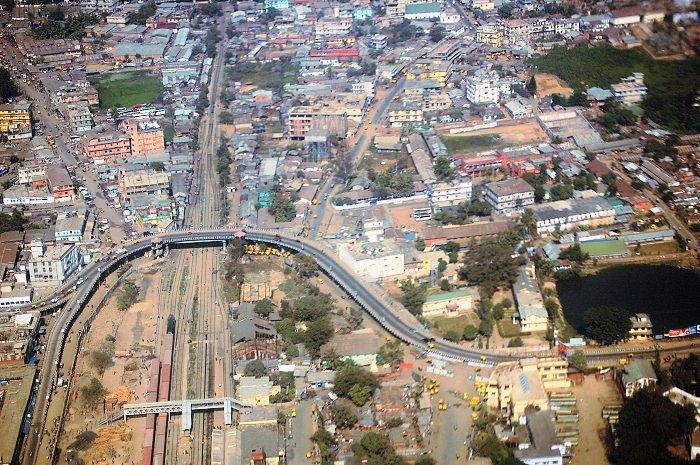 Dimapur Flyover