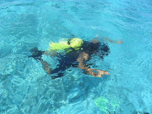 Diving in Lakshadweep