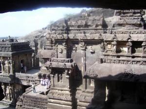 Ellora Temple