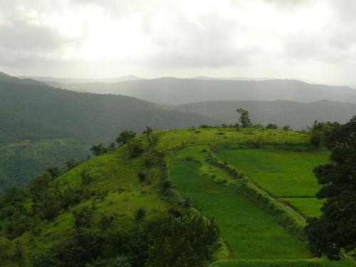 Enchanting View of Chiplun