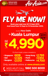 Air Asia Package