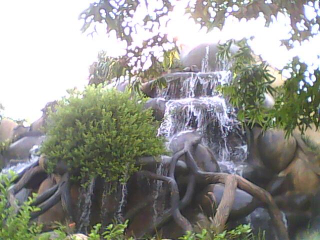 Fountain On Marina Beach, Chennai