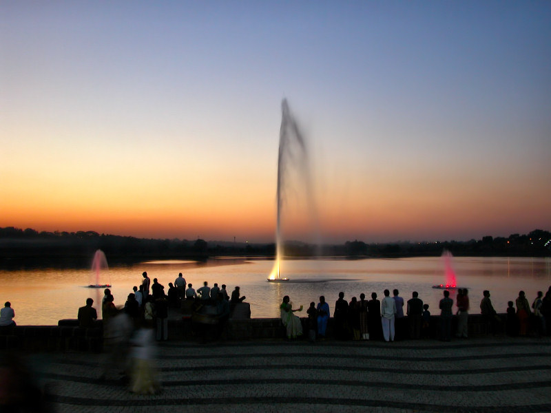 Futala Lake Nagpur