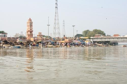 Garhmukteshwar Ganga